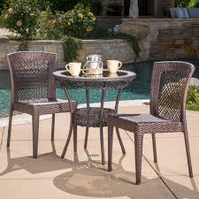 Small Space Patio Furniture Sets - christopher knight home small space sets sears