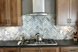 herringbone kitchen backsplash subway tile backsplash herringbone pattern home design ideas