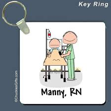 recovery room nurse recovery room nurse key ring value collection cowboy chuck