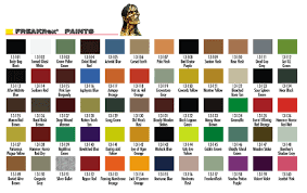 fine coat paint color chart awesome ciofilm com