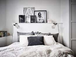 The Bed Decor Ideas For That Awkward Wall