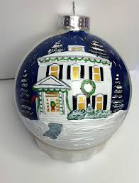 custom house ornaments sincerely gifted