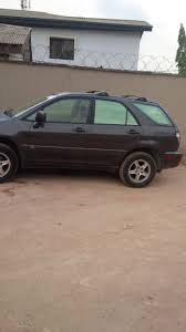 lexus rx300 for sale in lagos sold tokunbo lexus rx300 2003 model extrememly first body
