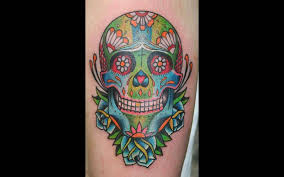 fabulous sugar skull design photos and ideas