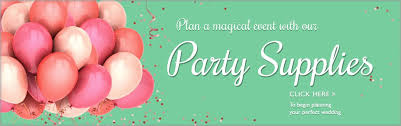 party supplies party supplies wedding and party store