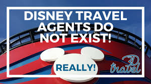 what do travel agents do images Disney travel agents do not exist really png