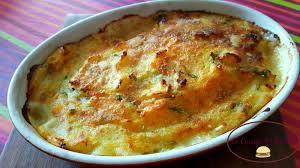 cuisiner le lieu jaune la cuisine claudine gratin de lieu jaune pommes de terre et