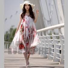 bohemian fashion hot fashion maxi dress boho bohemian chiffon dress summer
