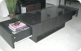 ikea glass top coffee table with drawers ikea coffee table storage innovative side table with drawers coffee