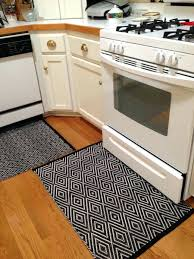Damask Kitchen Rug Black And White Damask Kitchen Rug Best Decor Things
