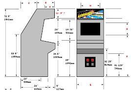 mame arcade cabinet kit mame arcade cabinet parts nanocade lets your netbook become a mini