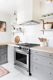White Tile Kitchen Backsplash Kitchen Countertops For Small Kitchens Pictures Ideas From Hgtv
