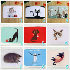 Cat Area Rugs Amazing Flannel Cat Rugs Carpets Living Room Bedroom Area Rug