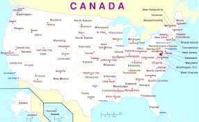 map us big cities map of usa with major cities united states america major cities