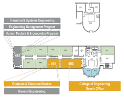 san jose state map engineering building charles w davidson college of engineering