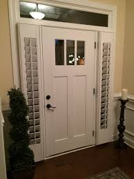 Doorway Privacy Curtains Need A Privacy For Your Front Door Sidelight Windows We