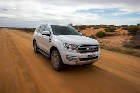 australian outback jeep 2016 ford everest explores the australian outback