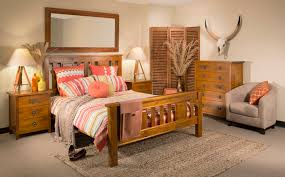 Cheap Bedroom Makeover Ideas by Bedroom Decorating Ideas With Pine Furniture Interior Design