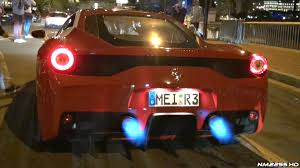 pagani exhaust ferrari 458 speciale with fi exhaust spitting flames u0026 huge sounds