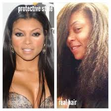 Original Hair Extensions by Braiding Natural Hair With Extensions