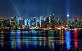 new york at night wallpaper wallpapersafari