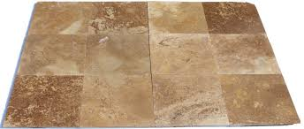 free sles kesir travertine tiles honed and filled noce