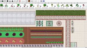 using the garden planner to plan a vegetable garden youtube