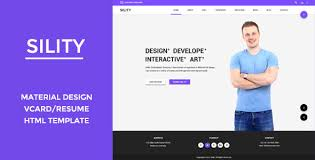 Css Resume Fantastic Resume Site 16 23 Professional Html Css Resume Templates