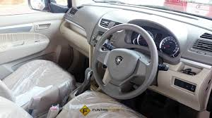 proton proton ertiga interior photos emerge ahead of launch