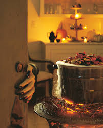 candy cauldron martha stewart