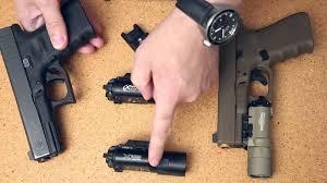 surefire light for glock 23 surefire xc1 review youtube