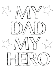 happy fathers coloring pages preschool love mom dad