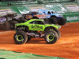 monster jam truck bj johnson and the gas monkey garage monster jam truck are back in