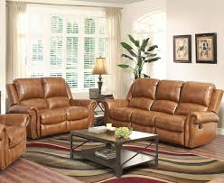Two Tone Reclining Sofa Sofa Brown Leather Sofa And Loveseat Set Sleeper Sofa And