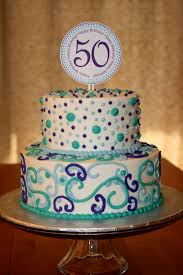 cool 50th birthday cake ideas for her layout best birthday