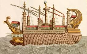 italy hunts for emperor caligula u0027s long lost third pleasure ship