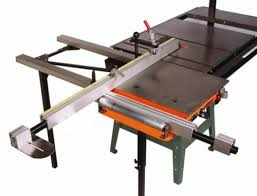 craftsman sliding table saw table saw fence guide how to make fence