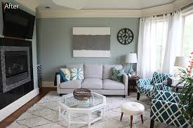 Bowerpowerblog New Paint In Our Master Bedroom Navy Gray And White