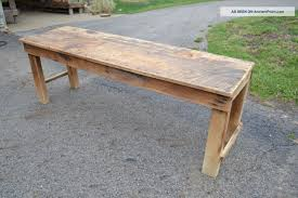 rustic kitchen table with bench images where to buy kitchen of