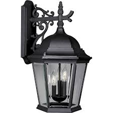 Porch Lights At Lowes by Progress Lighting P5690 31 Wall Lantern With Delicately Detailed