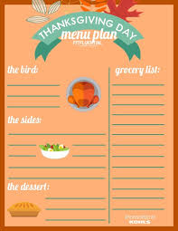 ditch the kitchen prep your thanksgiving menu fitfluential