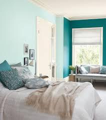 peinture chambre bleu turquoise deco chambre bleue deco chambre bleu et gris le gris bleut une