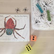 very busy spider story time for preschoolers my storytime corner