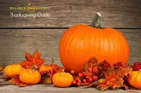 balance 360 clean guide to thanksgiving