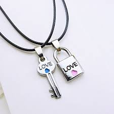 valentines day necklace best s day necklaces for couples products on wanelo
