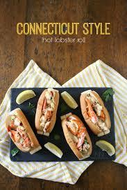 lobster roll recipe hot lobster roll nutmeg nanny