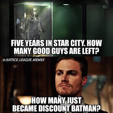 Major League Movie Meme - crisis of infinite memes 15 hilarious arrowverse vs dceu memes niadd