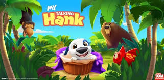 talking tom creator outfit7 launches my talking hank gamesbeat