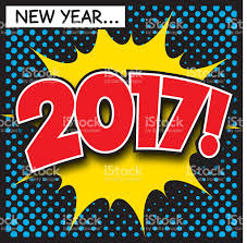 new year picture books comic book new year 2017 stock vector 622063536 istock