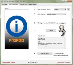 android bootc how to change boot logo splash image of your android phone
